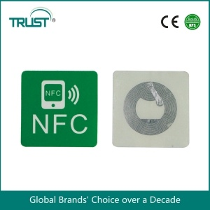 nfc tag type